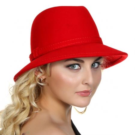 Шляпа фетровая модель 120