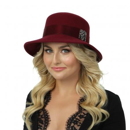 Шляпа фетровая 160-Б