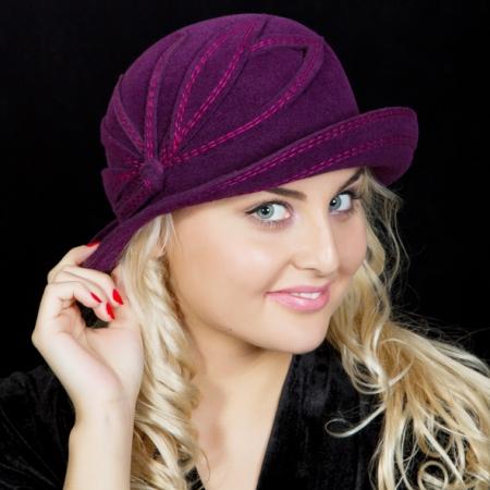Шляпа женская 704