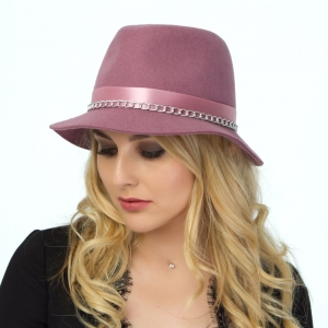 Шляпа фетровая 120-ЛЦ