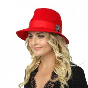 Фетровая шляпа 152-Б