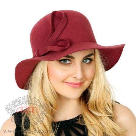 Шляпа фетровая 323-УБ