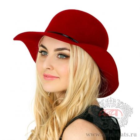 Шляпа фетровая 323-Ш