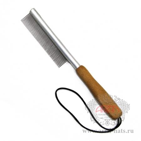 Расчёска для меха