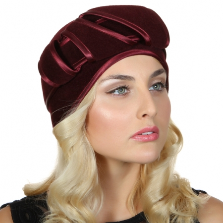Шляпа женская 724